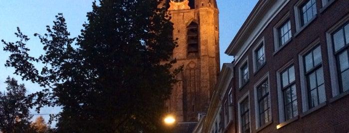 Delft is one of Locais curtidos por Niche.