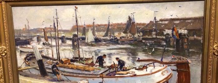 Het Scheepvaartmuseum is one of Niche'nin Beğendiği Mekanlar.
