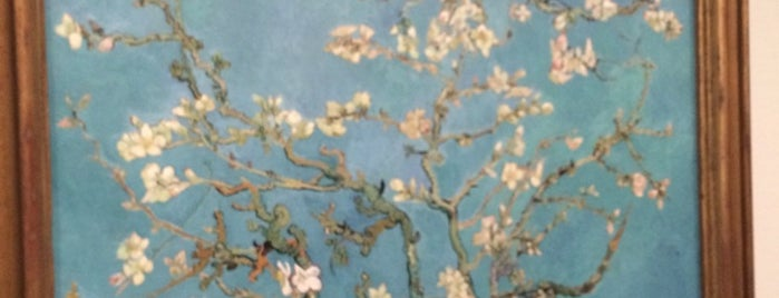 Museu Van Gogh is one of Locais curtidos por Niche.