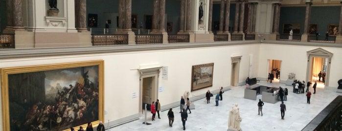 Koninklijke Musea voor Schone Kunsten van België / Musées royaux des Beaux-Arts de Belgique is one of Locais curtidos por Niche.
