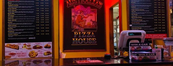 Australia's Pizza House is one of South Australia (SA).