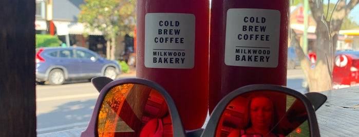 Milkwood Bakery is one of Lieux qui ont plu à Matt.
