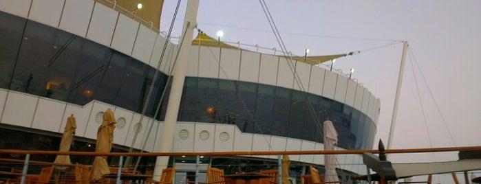 Boardwalk is one of Dubai plan.