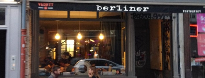 Berliner is one of Lille.