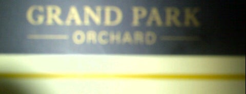 Grand Park Orchard is one of Singapore.