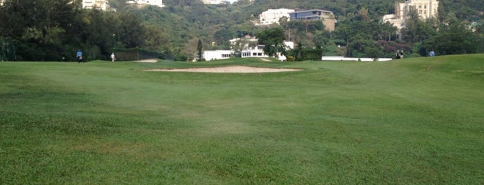 The Hong Kong Golf Club is one of China.