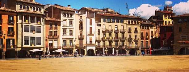 Plaça Major is one of Places castelleres de nou.