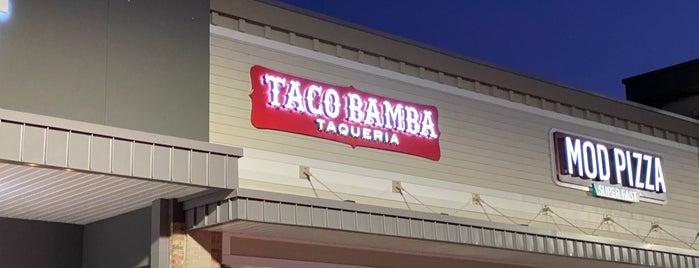 Taco Bamba is one of Locais curtidos por Omar.