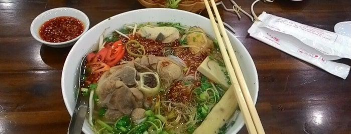 bún mọc ròm mập is one of Saigon.
