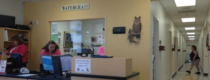 Watergrass Elementary School is one of Occasionally Visit.