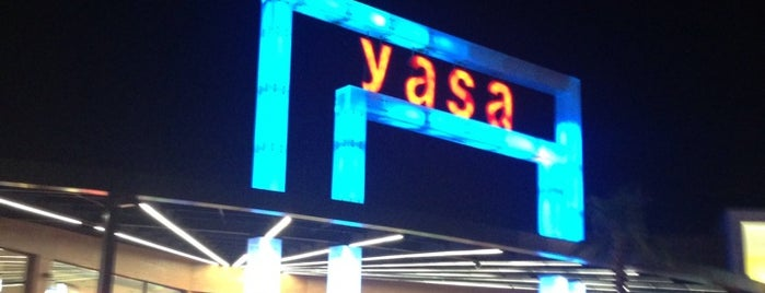Yasa is one of Locais salvos de R.Sema.