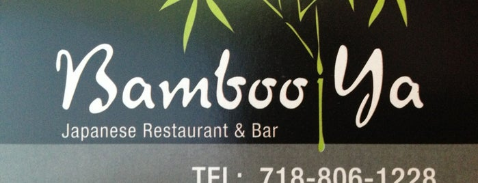 Bamboo Ya is one of new home, new restaurants.