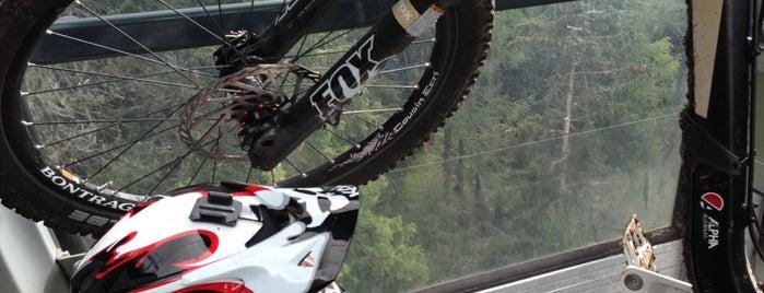 Fassa Bike Downhill bike park is one of Attività per sportivi.