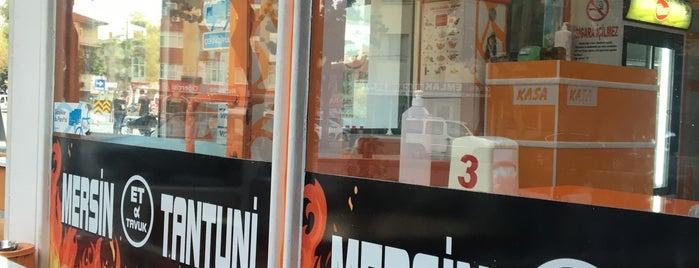 Mersin Tantuni is one of Konya'da Café ve Yemek Keyfi.
