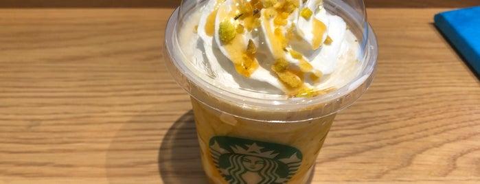 Starbucks is one of Hideo'nun Beğendiği Mekanlar.