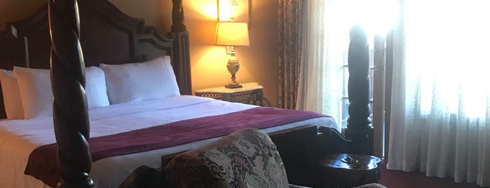 The Herrington Inn & Spa is one of Lugares guardados de Josh.