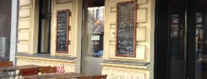 Café am Wasserturm is one of Posti che sono piaciuti a Gerrit.