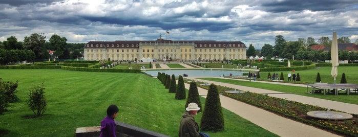 Gartenschau Blühendes Barock is one of สถานที่ที่ Steffen ถูกใจ.