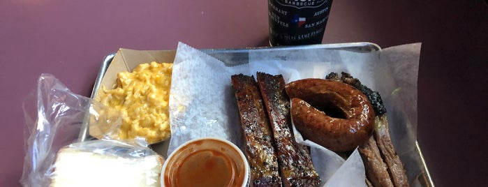 Kent Black's Barbecue is one of Austin.