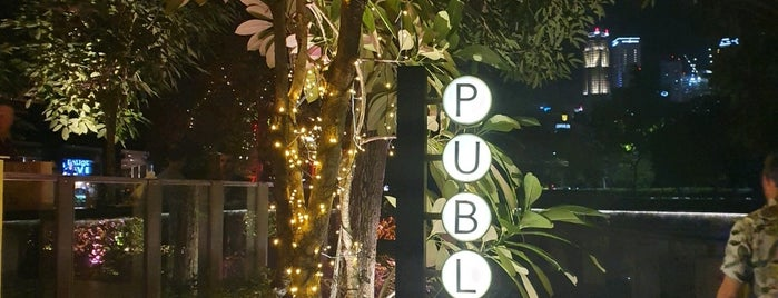 Publico is one of Dog Friendly Food Places Singapore.