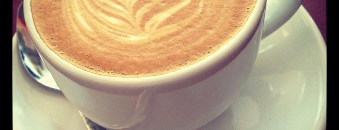 Broken Tree Coffee is one of Peoria.