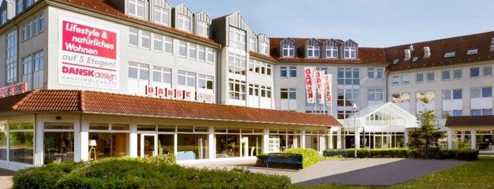 DANSK design Massivholzmöbel GmbH is one of Tatiana : понравившиеся места.