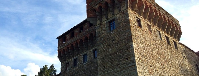 Castello Del Trebbio is one of Firenze.