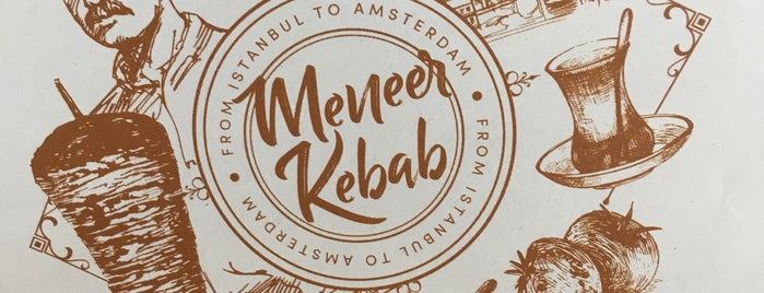 Meneer Kebab is one of Amsterdam.