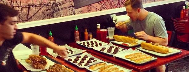 Jake's Sandwich Board is one of Philadelphia's Best Sandwich Places - 2013.