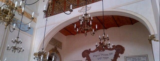 Percorso ebraico: Museo ebraico, Sinagoga e Ghetto is one of Italia - central.