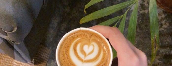 تنوين - قهوة مختصة is one of Coffee shops   Riyadh ☕️🖤.