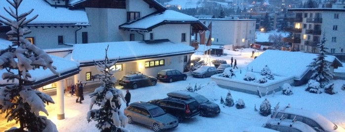 Arabella Hotel Waldhuus Davos is one of Starwood Experience.
