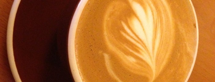 Espresso Bar & Cafe is one of Posti salvati di Rachel.
