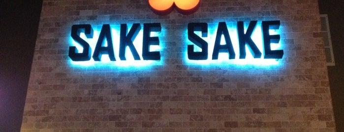 Sake Sake is one of สถานที่ที่ Shara ถูกใจ.