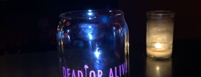 Dead or Alive is one of Palm springs.