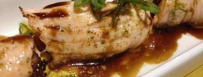 FUJI Sushi Lounge is one of Alexandra : понравившиеся места.