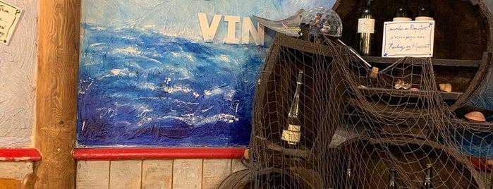 La pêche aux moules is one of Dmitry: сохраненные места.