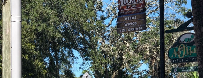 Burger Buckets is one of St. Augustine and area.