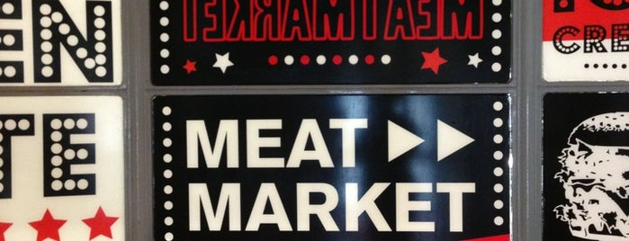MEATmarket is one of Lieux sauvegardés par Arran.