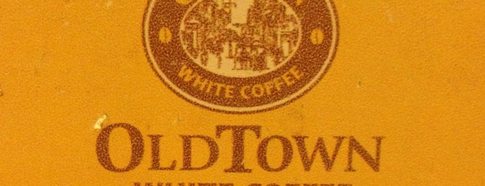 OldTown White Coffee is one of Food Court.