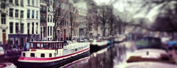 Prinsengracht is one of Amsterdam.