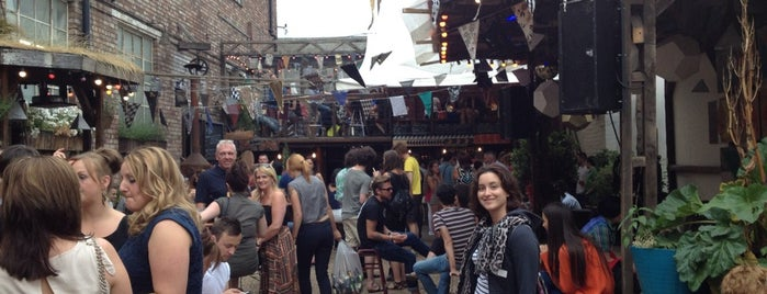 Kazimier Garden is one of Best of Liverpool!!.