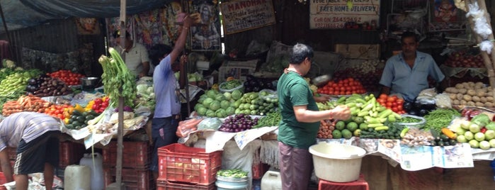 Pali Market is one of Mumbai.