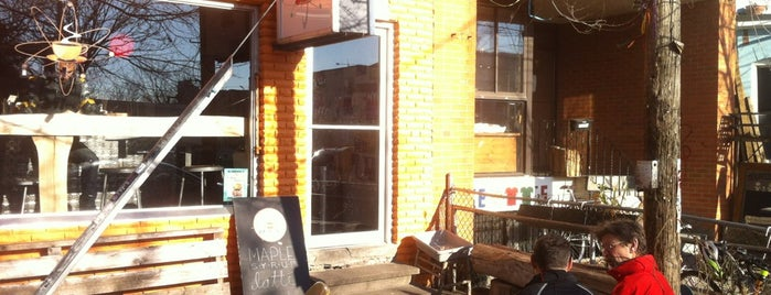 I Deal Coffee is one of Lieux qui ont plu à Jarvis.