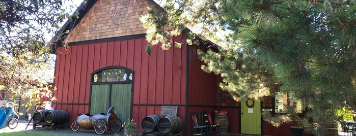 Whidbey Island Winery is one of Whidbey Island, Washington.