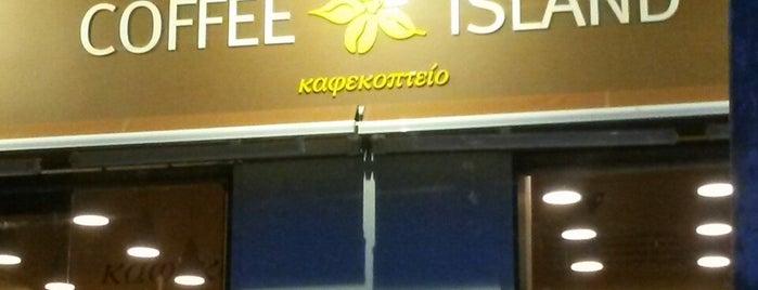 Coffee Island is one of Lily 님이 좋아한 장소.