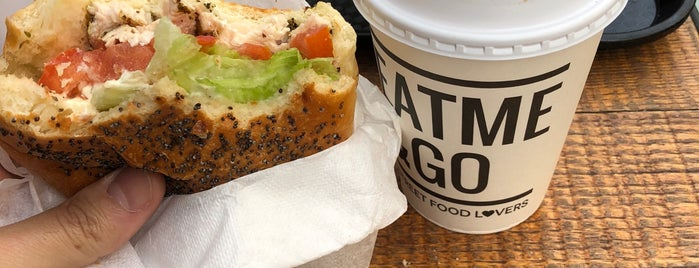 EATME&GO is one of Milan | Hotspots.