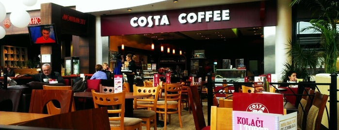 Costa Coffee is one of Oliveraさんの保存済みスポット.