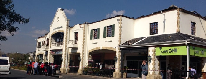Broadacres Shopping Centre is one of Perfect 10 Sunninghill.