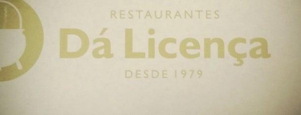Dá Licença is one of Locais curtidos por Alan.